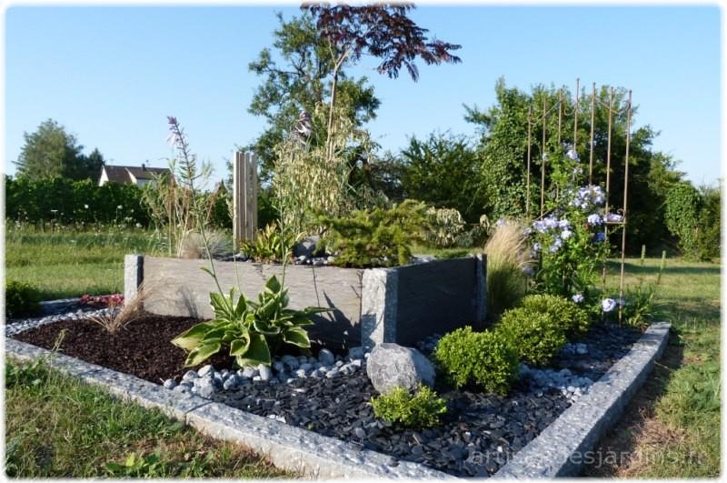 Création - Restructurer un jardin existant